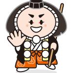 小松市の公認キャラクター、カブッキー