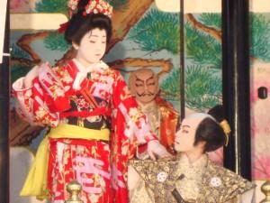 小松市の子供歌舞伎